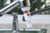 heavy duty faucet coupler